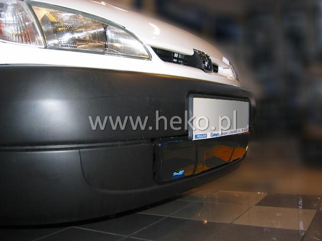Zimní clona chladiče Peugeot Partner 1996-2003 (před faceliftem)