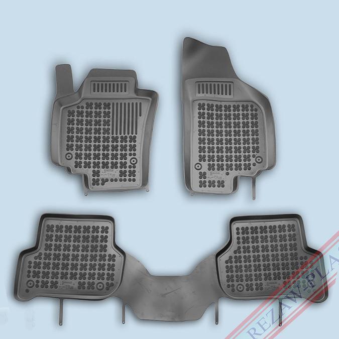 Gumové autokoberce Rezaw-Plast Seat Altea 2006-2015