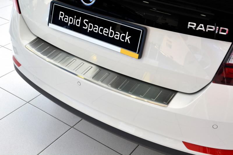 Ochranná lišta hrany kufru Škoda Rapid 2012-2019 (spaceback)