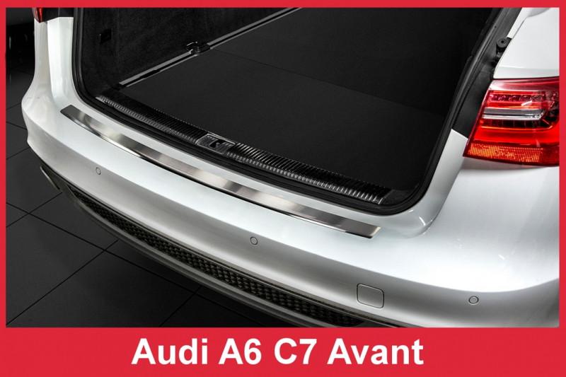 Ochranná lišta hrany kufru Audi A6 Combi 2011-