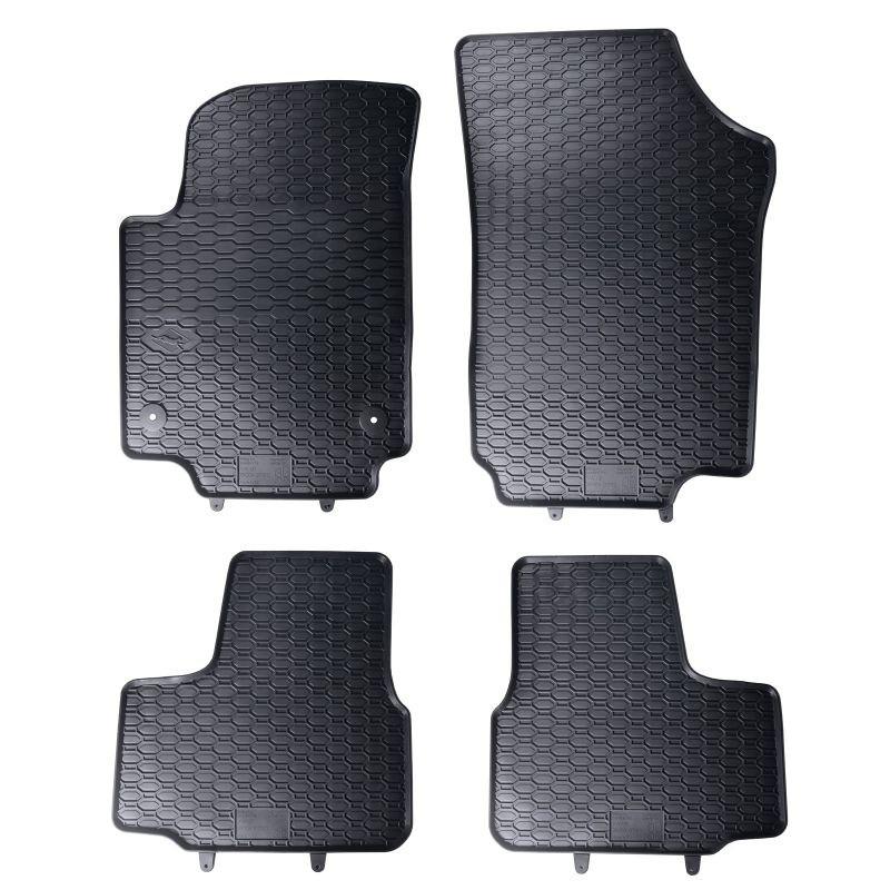Gumové autokoberce Geyer & Hosaja Seat MII 2012-