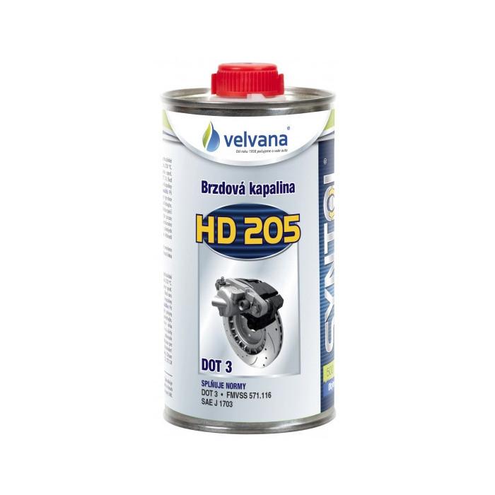 Brzdová kapalina Syntol HD 205 (500ml)