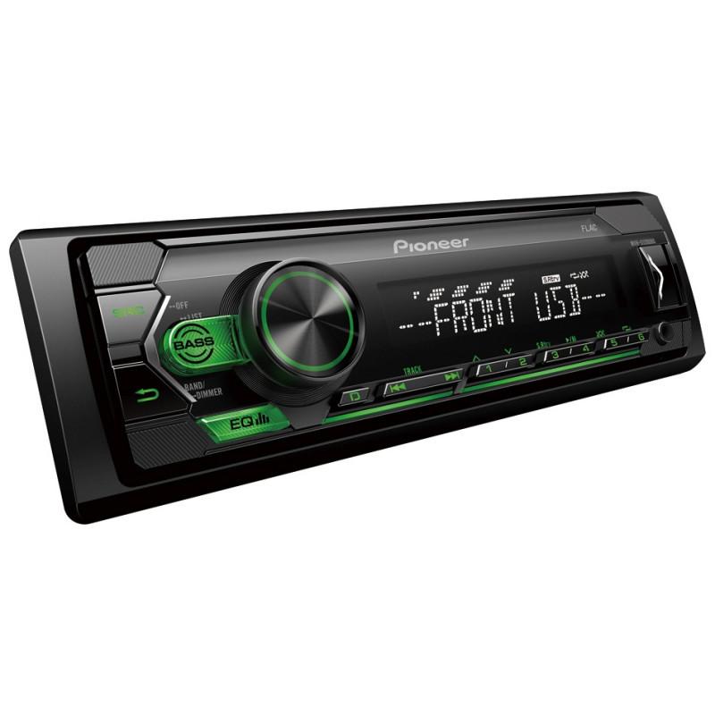 Autorádio Pioneer MVH-S120UBG (zelené podsvícení)