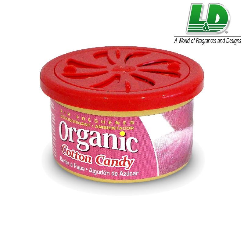 Přírodní osvěžovač vzduchu Cotton Candy (cukrová vata)