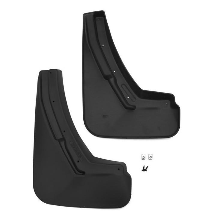 Lapače nečistot/zástěrky - Cadillac Escalade 2015- (zadní)