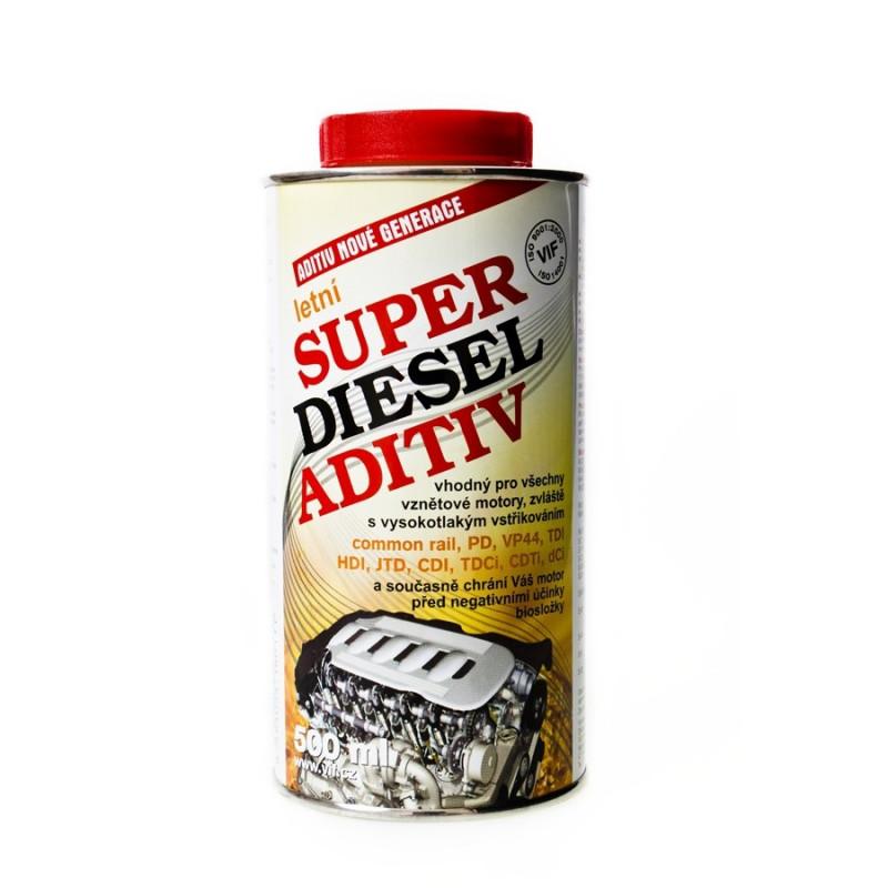 VIF Super Diesel Aditiv (letní, 500ml)