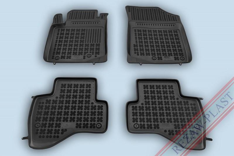 Gumové autokoberce Rezaw-Plast Toyota Aygo 2014-