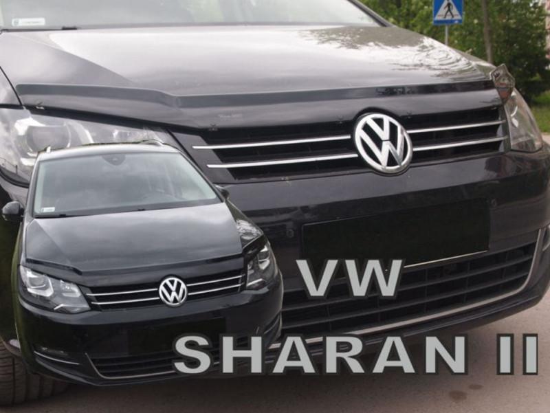 Deflektor kapoty VW Sharan 2010-