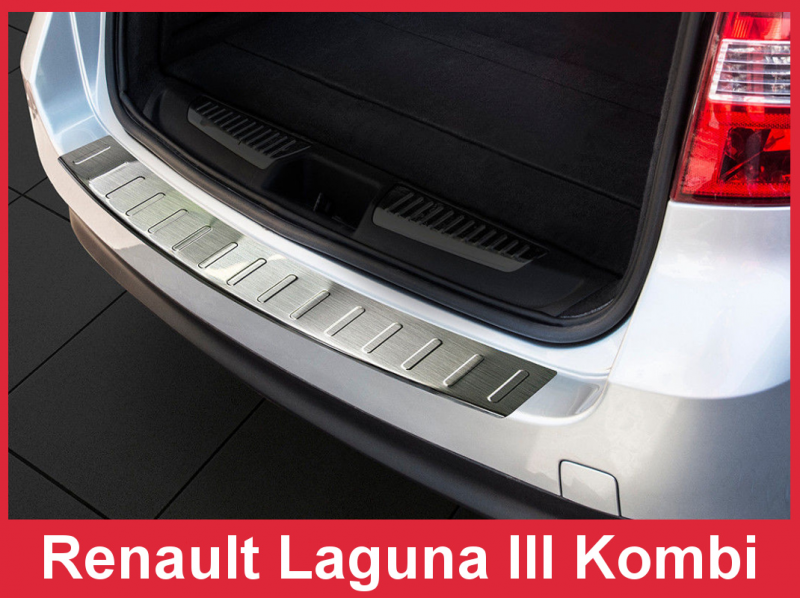 Ochranná lišta hrany kufru Renault Laguna 2007-2015 (combi)