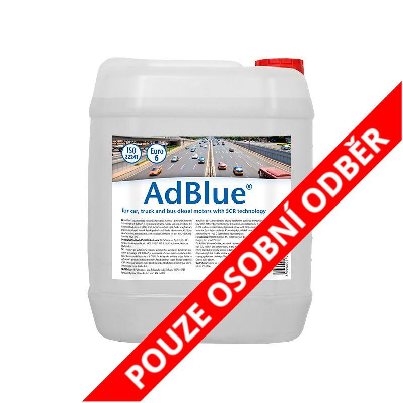 AdBlue SHERON s nálevkou (10l)