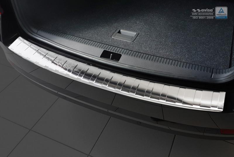 Ochranná lišta hrany kufru Škoda Octavia III. 2016- (combi)