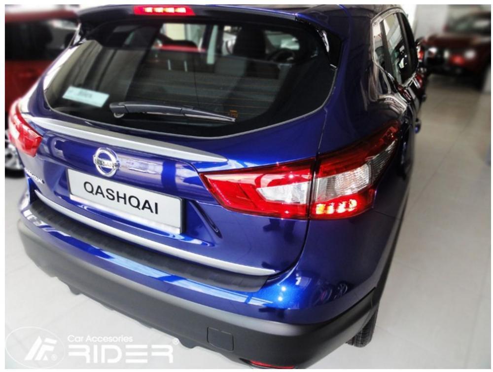 Ochranná lišta hrany kufru Nissan Qashqai 2014-