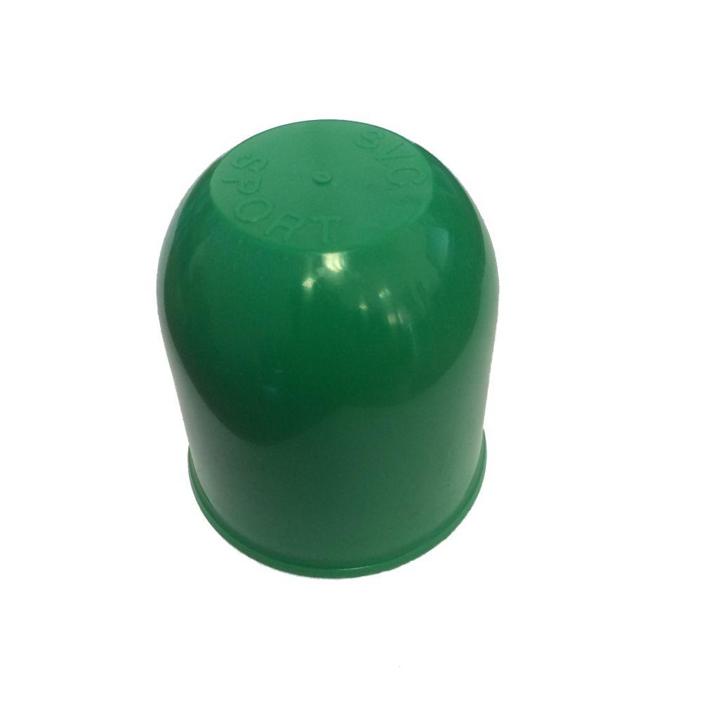 Krytka tažného zařízení (zelená, plastová)