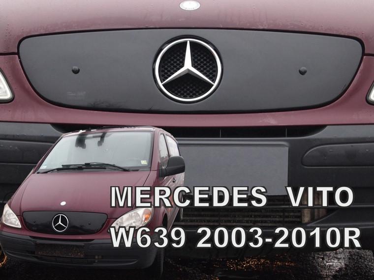 Zimní clona chladiče Merceces Vito/Viano 2003-2010 (horní)