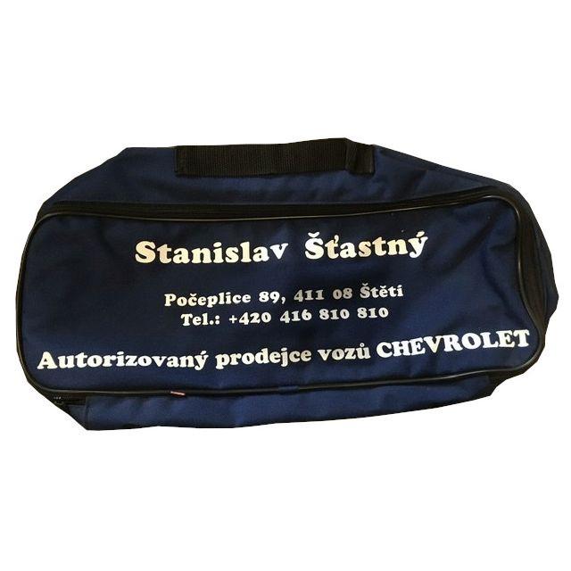 Brašna na povinnou výbavu Chevrolet S. Šťastný