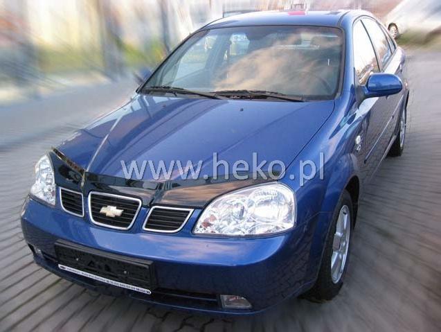 Deflektor kapoty Chevrolet Lacetti 2005-2012 (nalepovací)