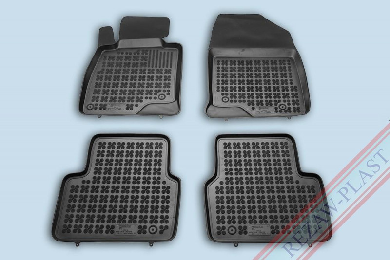 Gumové autokoberce Rezaw-Plast Mazda 3 2013-2019 (hb i sedan)