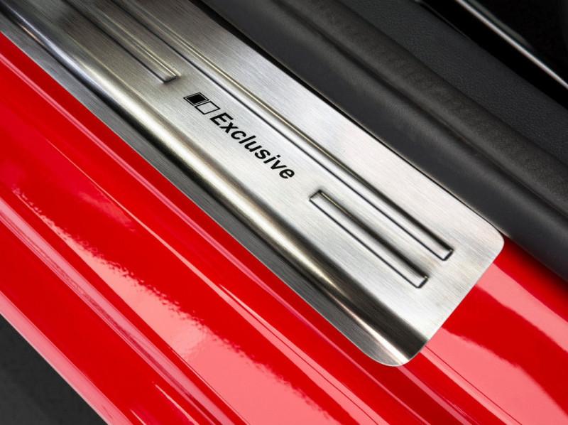 Prahové lišty Škoda Octavia II. 2004-2013