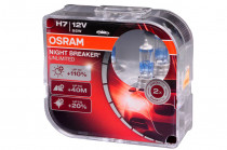 Autožárovky H7, 12V, 55W, PX26d, Night Breaker Unlimited (2ks)