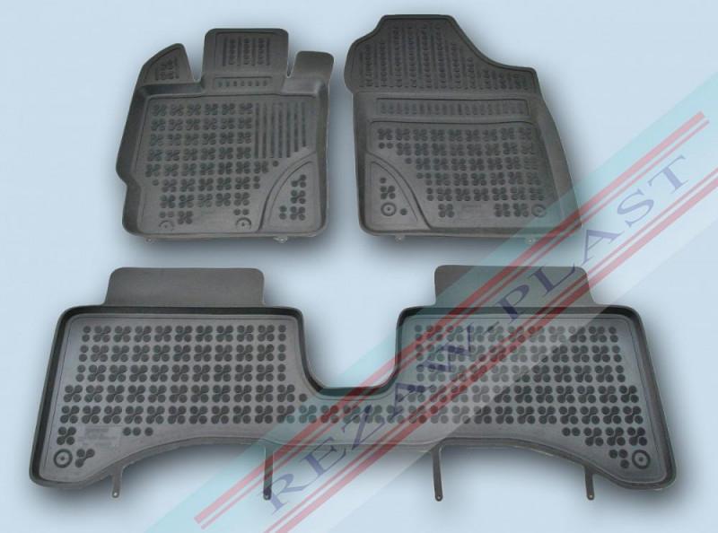 Gumové autokoberce Rezaw-Plast Toyota Yaris 2012-2014 (hybrid)