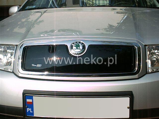 Zimní clona chladiče Škoda Fabia I. 2000-2007