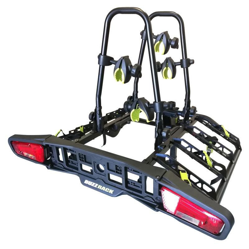 Nosič jizdních kol na tažné zařízení Buzz Quattro