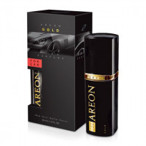 Luxusní parfém do auta Areon Gold (50ml)