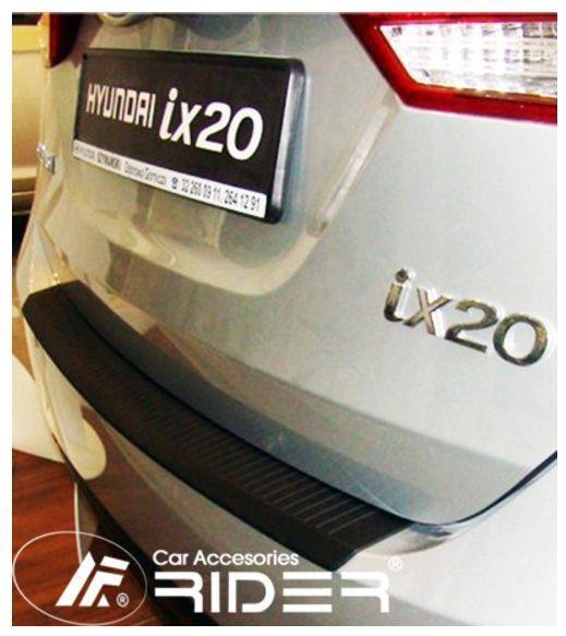 Ochranná lišta hrany kufru Hyundai ix20 2010-2019