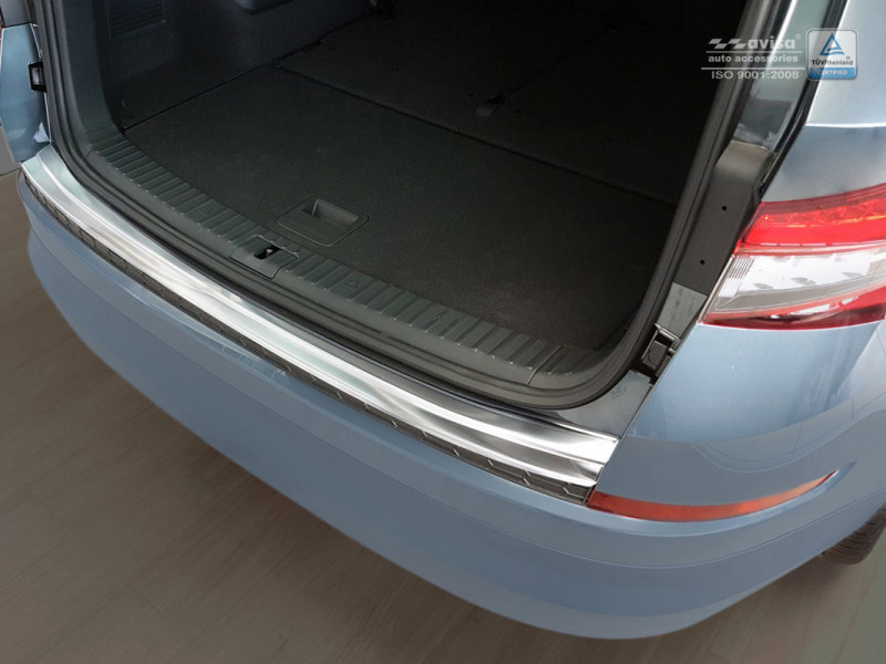 Ochranná lišta hrany kufru Škoda Kodiaq 2017-