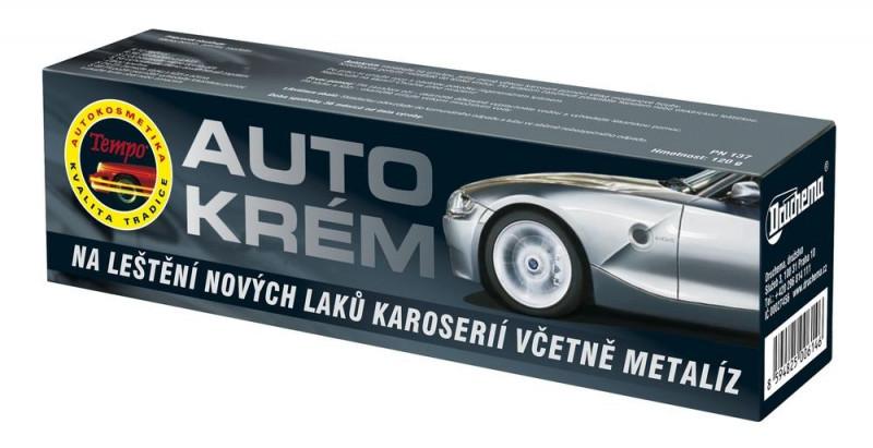 Autokrém Tempo (nový lak)