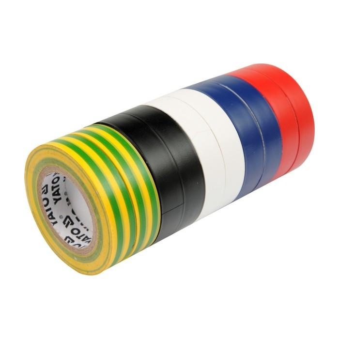 Elektroizolační pásky (barevné)