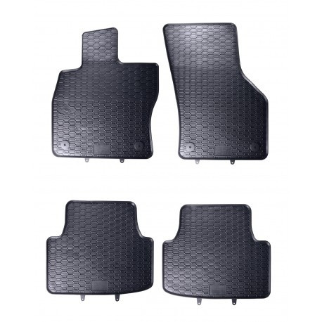 Gumové autokoberce Geyer & Hosaja VW Golf VII. Sportsvan 2014-