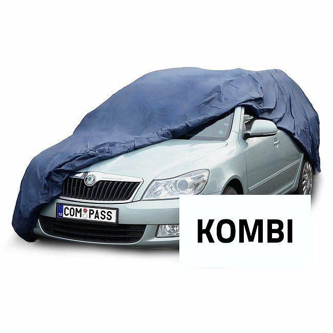 Plachta na auto KOMBI (nepromokavá)
