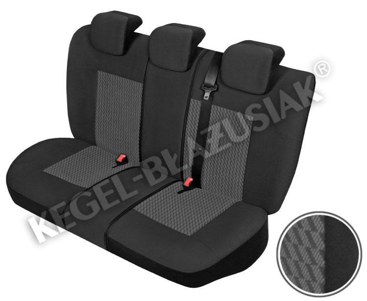 Autopotah Kegel Perun M-L zadní šedé