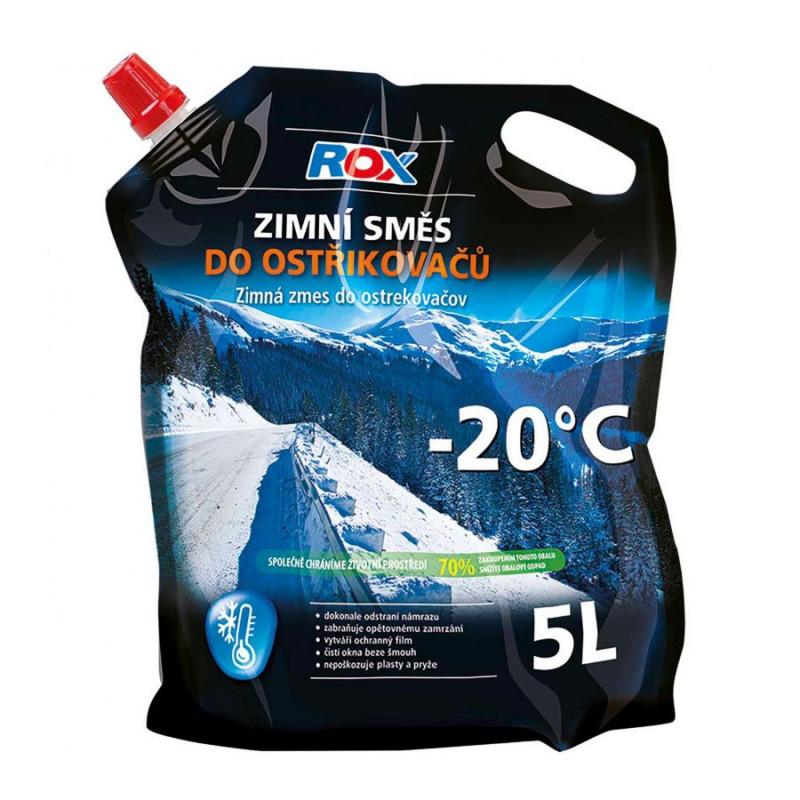 Zimní směs do ostřikovačů (-20°C, 5l)