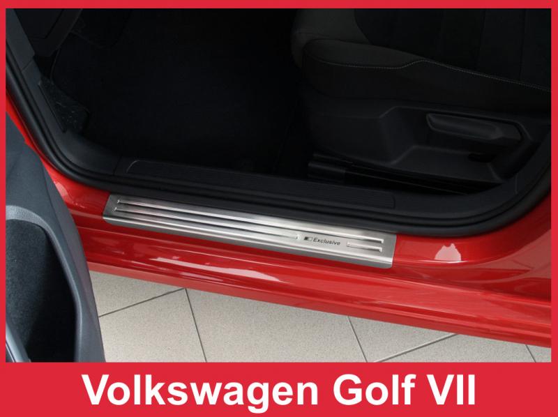 Prahové lišty VW Golf VII. 2012-