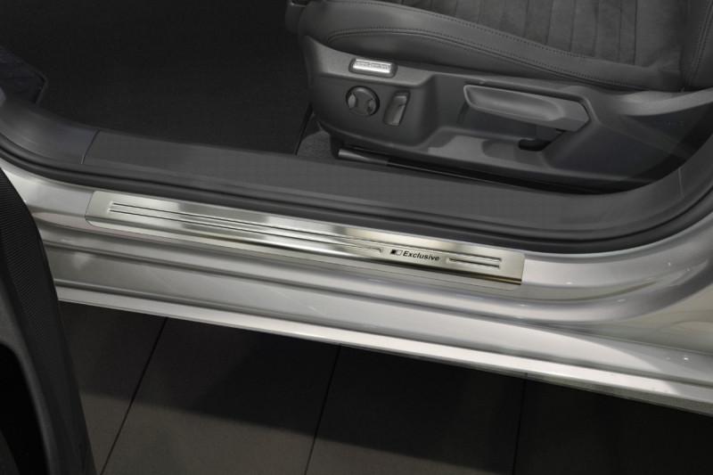 Prahové lišty VW Passat B8 2015-