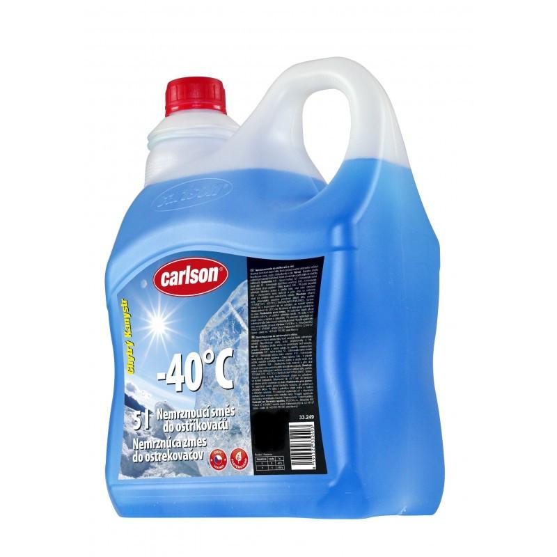 Zimní směs do ostřikovačů (-40°C, 5l)
