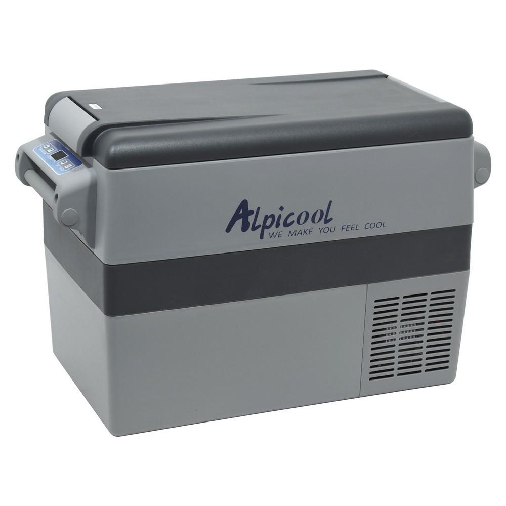 Autochladnička s kompresorem 45l