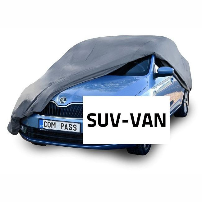 Plachta na auto SUV / VAN (nepromokavá)