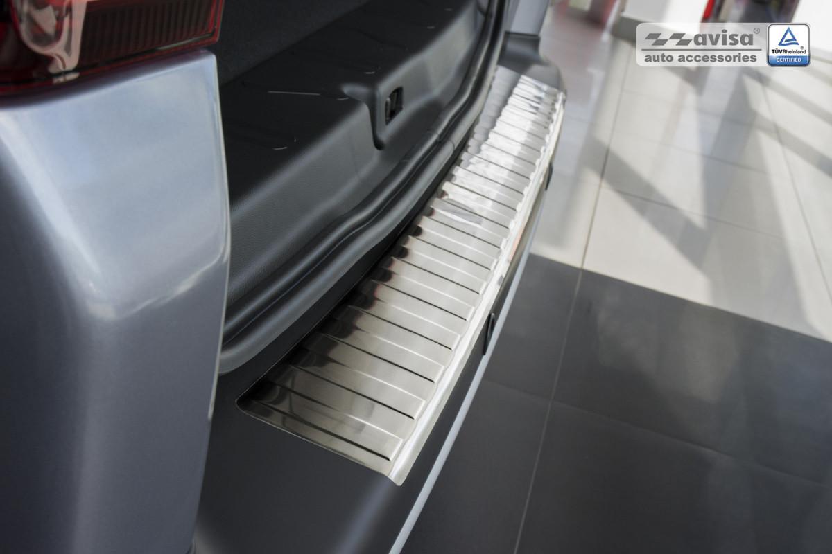 Ochranná lišta hrany kufru Peugeot Partner 2008-2018