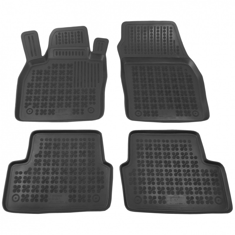 Gumové autokoberce Rezaw-Plast Seat Arona 2017-
