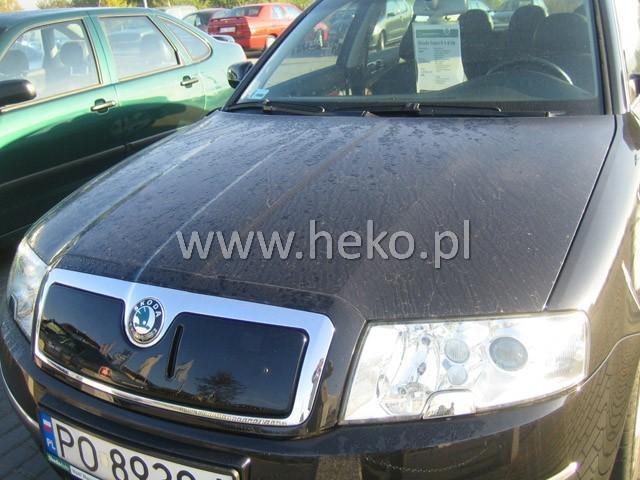 Zimní clona chladiče Škoda Superb I. 2002-2006