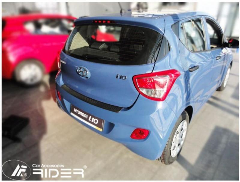 Ochranná lišta hrany kufru Hyundai i10 2014-