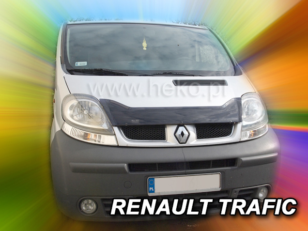 Deflektor kapoty Renault Trafic 2001-2014
