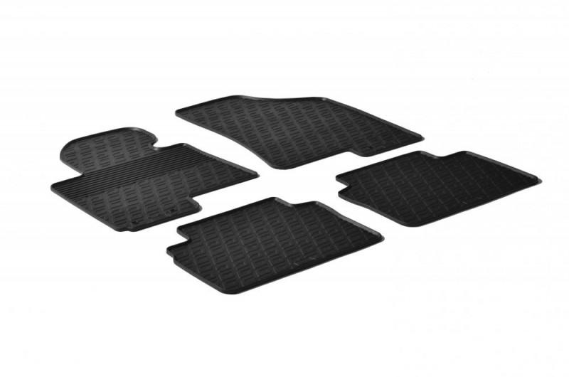 Gumové autokoberce Gledring Hyundai ix35 2010-2015 G-DESIGN