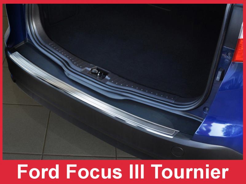 Ochranná lišta hrany kufru Ford Focus 2011- (combi)
