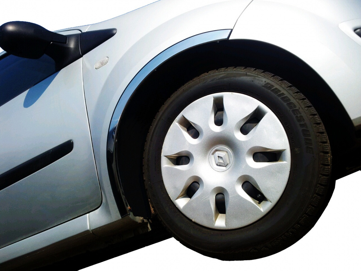 Lemy blatníků VW Polo 2005-2009 (3 i 5 dveří)
