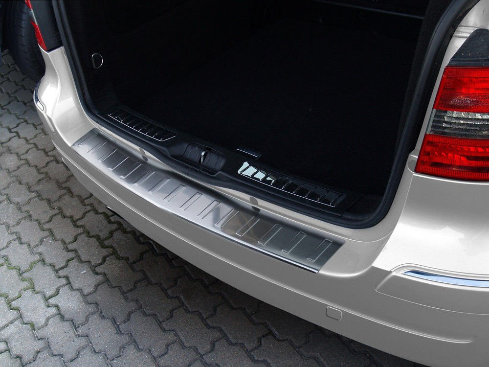 Ochranná lišta hrany kufru Mercedes B-Class 2005-2011 (W245, matná)