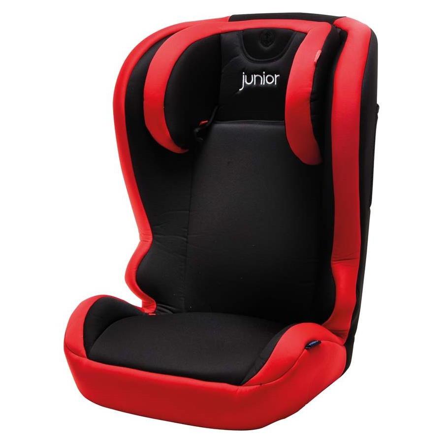 Dětská autosedačka Premium 701 (červená)